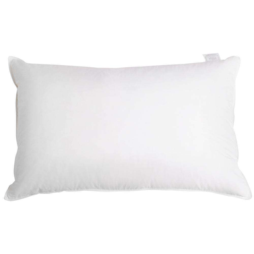 Set of 2 Goose Feathers & Down Pillow - Desirable Home Living