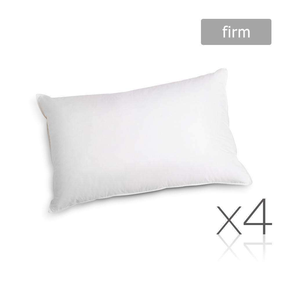 Set of 4 Pillows - Firm