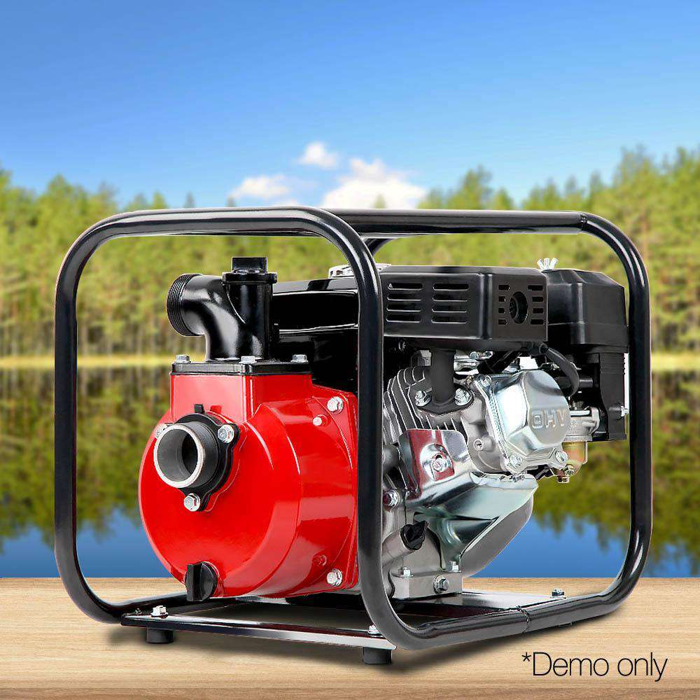 2-inch High Flow Petrol Water Pump 210cc - Desirable Home Living