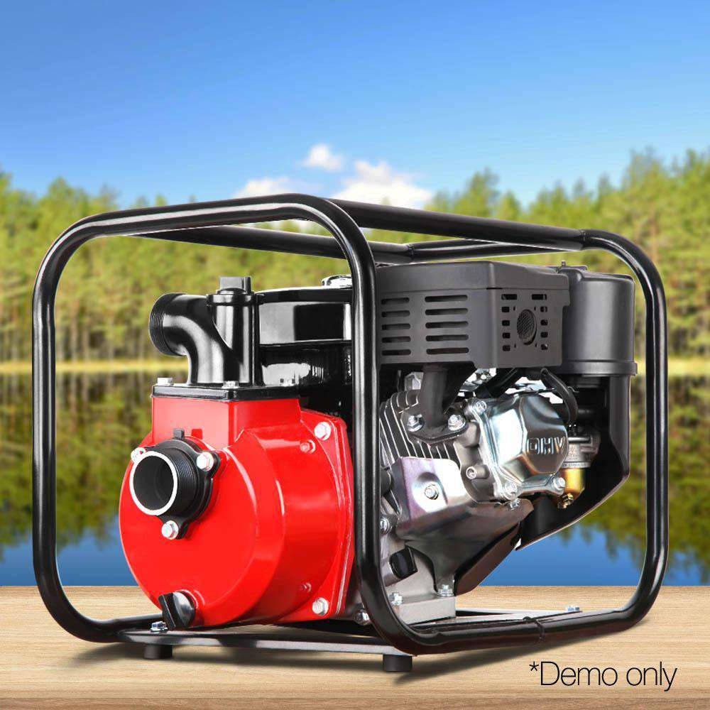 2-inch High Flow Petrol Water Pump 235cc - Desirable Home Living