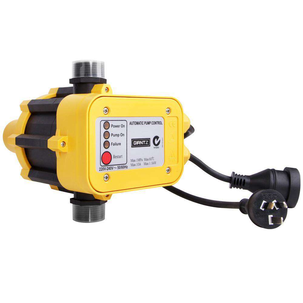 Automatic Pressure Controller Yellow