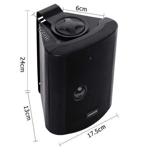 2-Way Indoor Outdoor Waterproof Speakers - Desirable Home Living