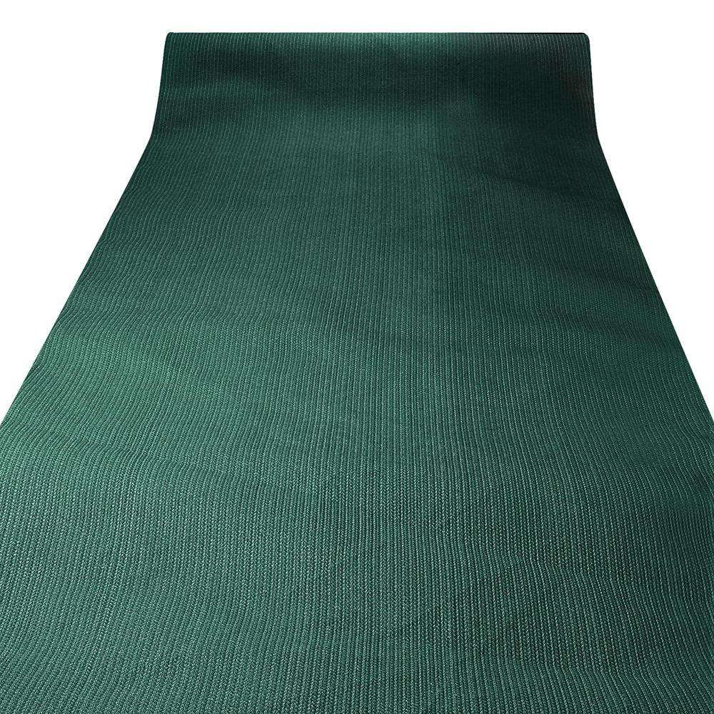 Instahut 90% Sun Shade Cloth Shadecloth Sail Roll Mesh 1.83x10m 195gsm Green