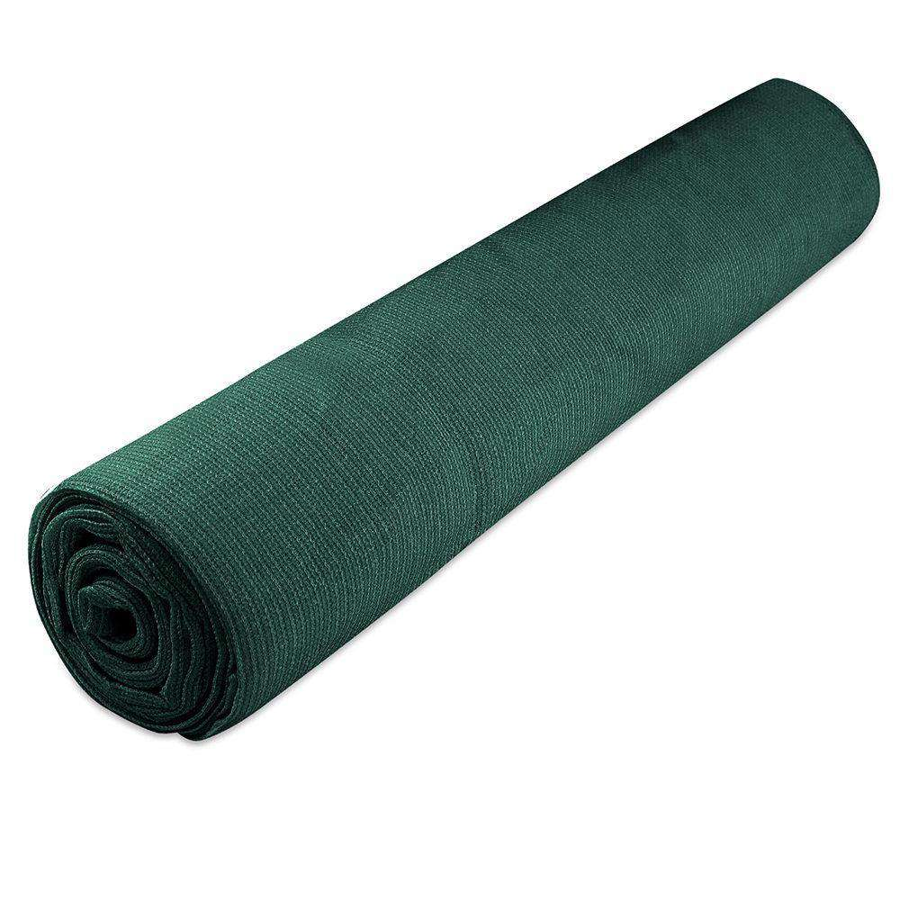 20m Shade Cloth Roll - Green - Desirable Home Living