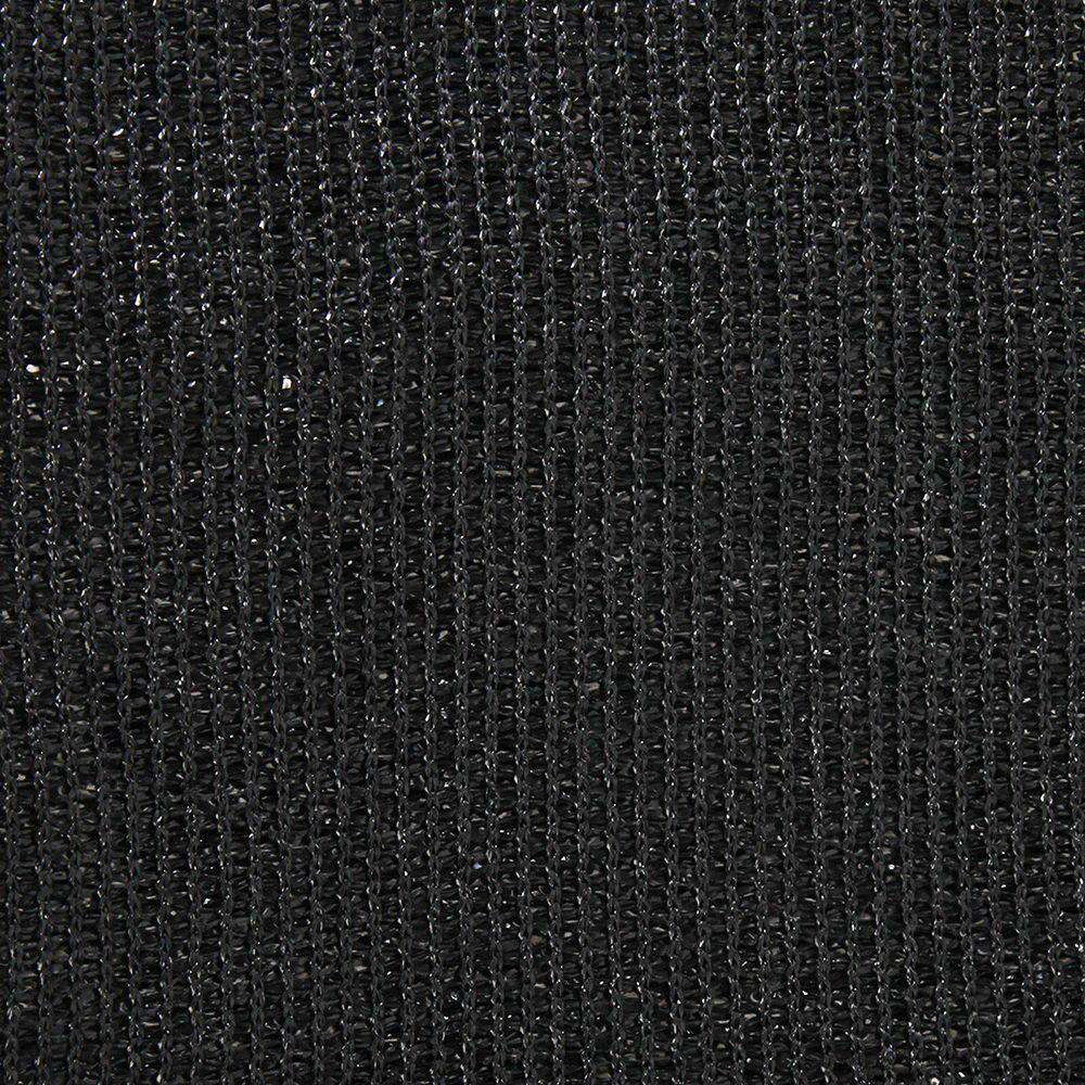 20m Shade Cloth Roll - Black - Desirable Home Living