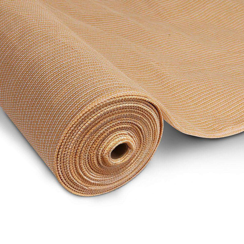 30m Shade Cloth Roll - Sandstone