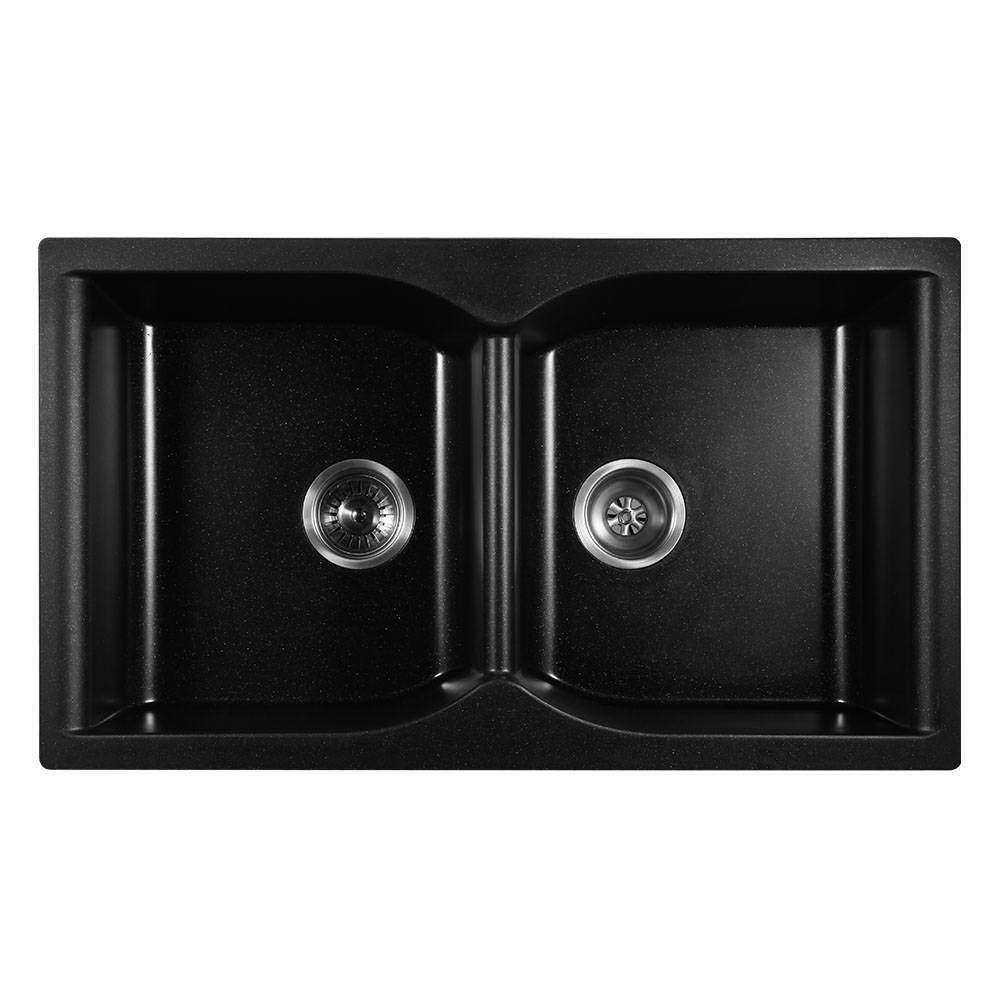 Stone Kitchen Sink Black 860x500 - Desirable Home Living