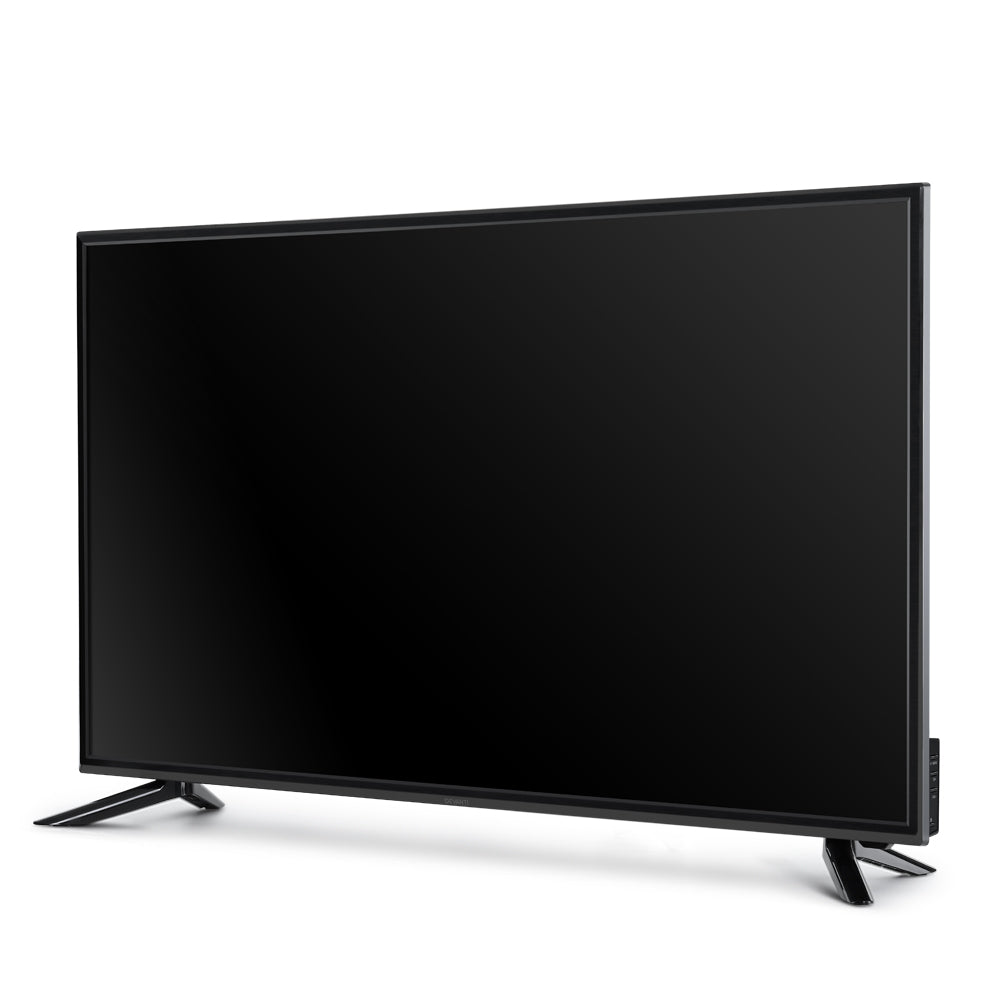 NEW DEVANTI 40 Inch Smart LED TV 2K Full HD LCD Slim Screen Black