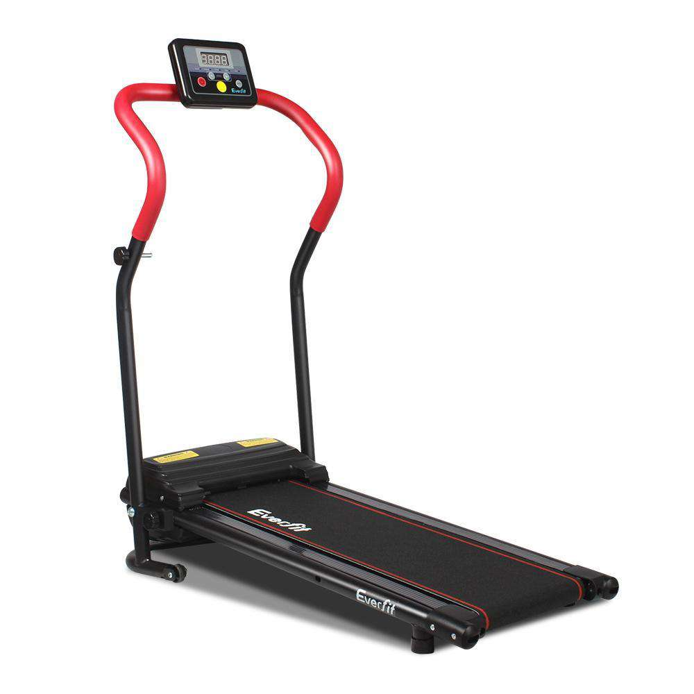 Treadmill Gym Equipment with Pre-set Training Programs 280