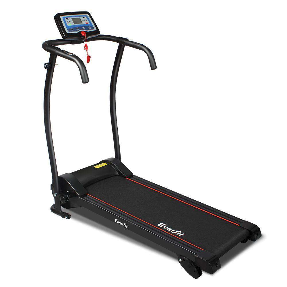 Treadmill Gym Equipment with Pre-set Training Programs 360