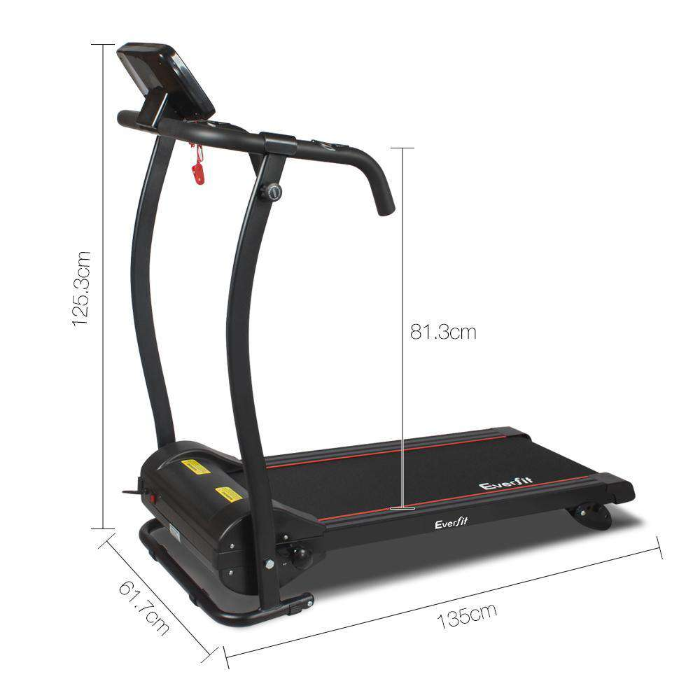 Treadmill Gym Equipment with Pre-set Training Programs 360 - Desirable Home Living
