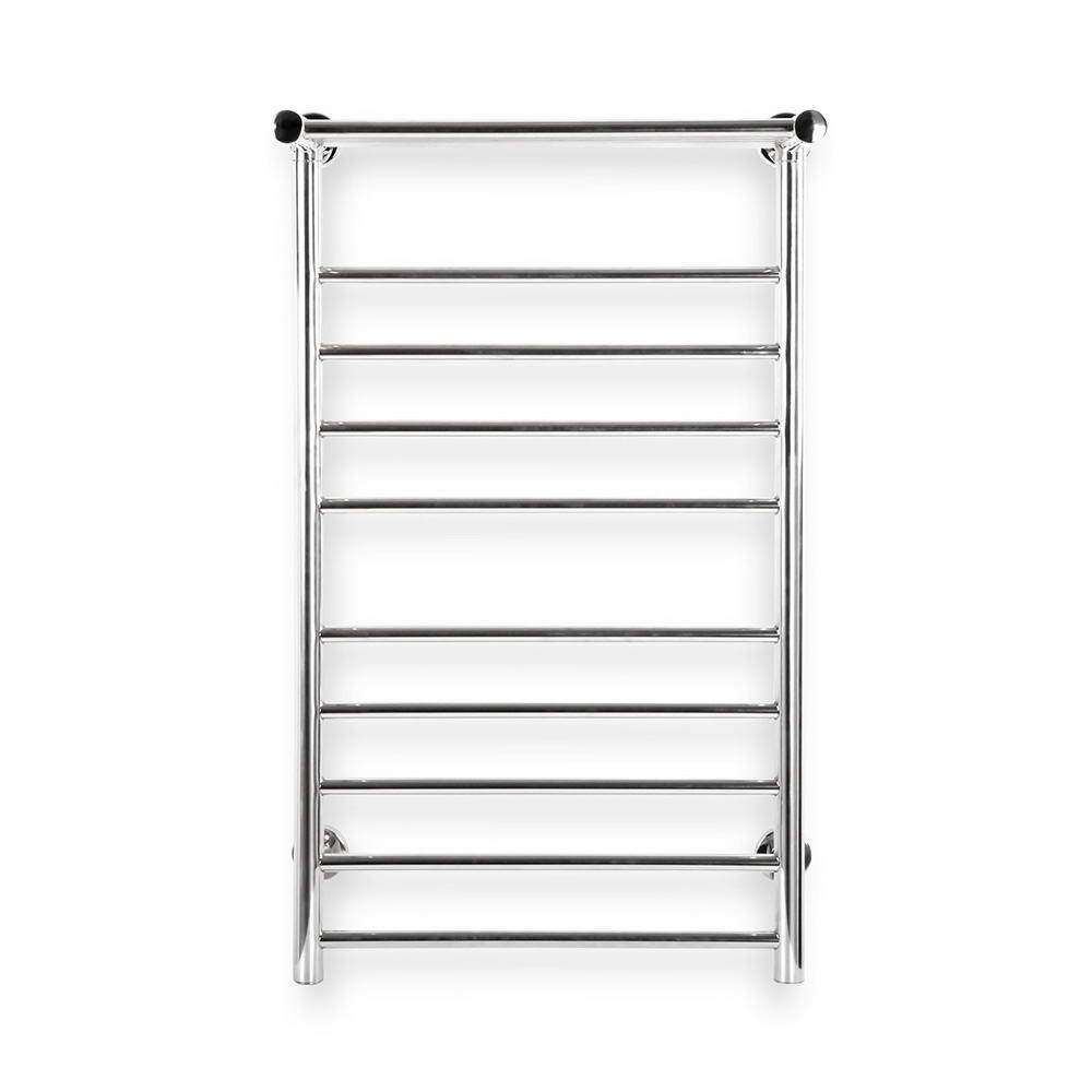 14 Rung Electric Heated Towel Rail - Desirable Home Living