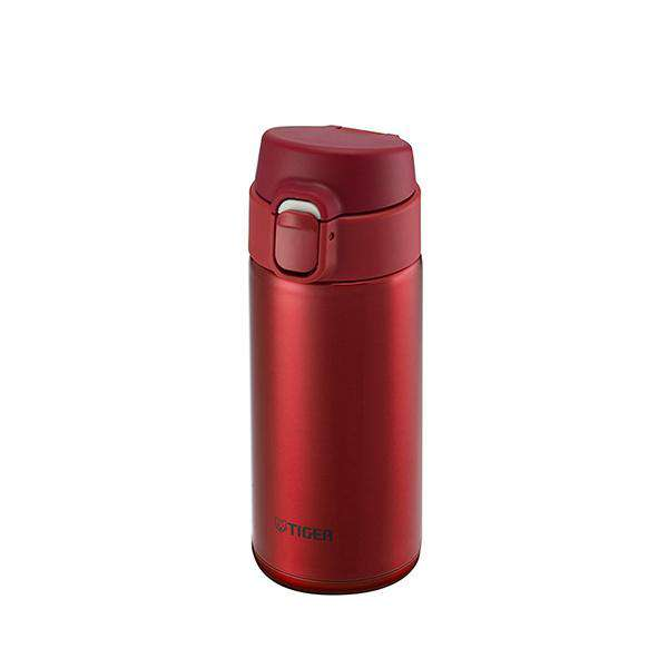 Tiger stainless steel mini bottle MMY-A Ultra light 360ml Red