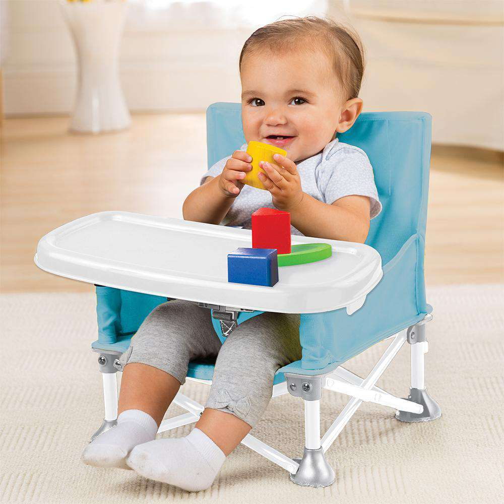 Summer Infant Pop N Sit - Aqua Splash