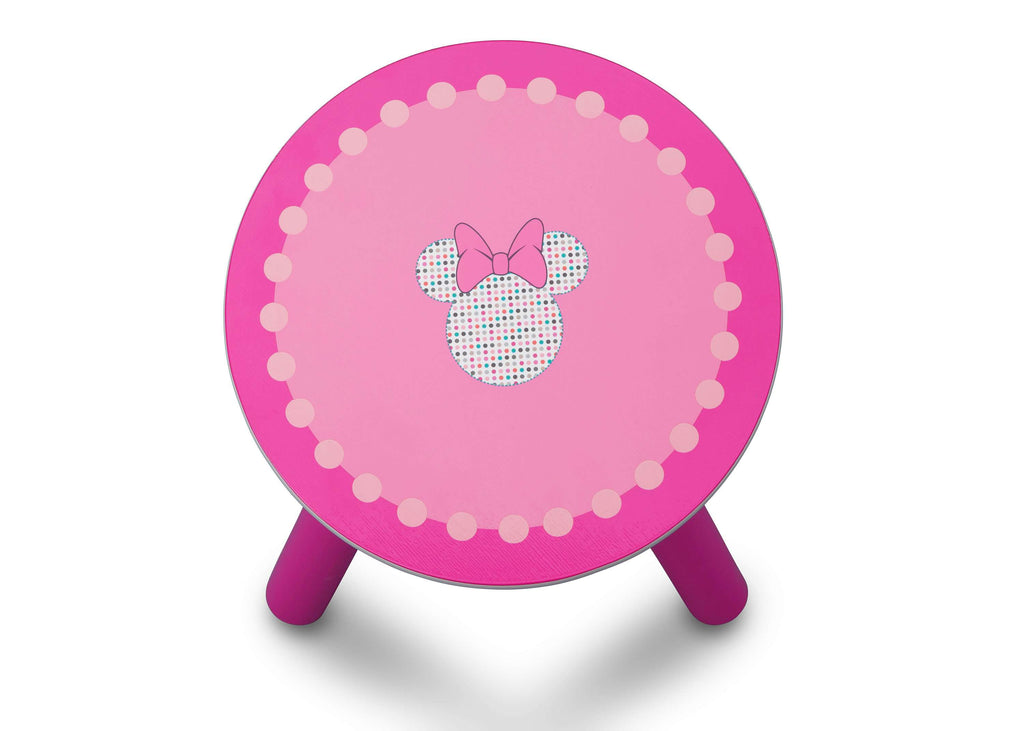 Activity Center with Stool - Minnie Mouse