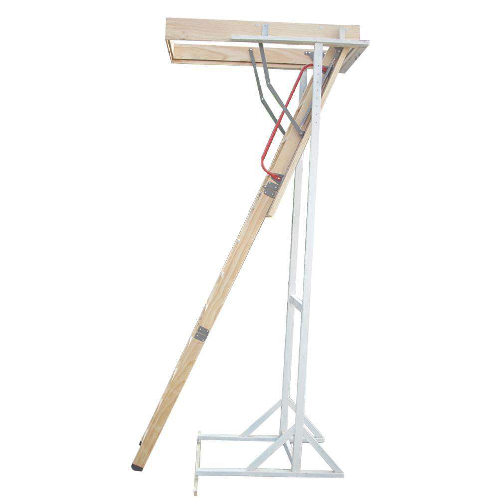 Attic Loft Ladder - 2700mm to 3050mm - Desirable Home Living
