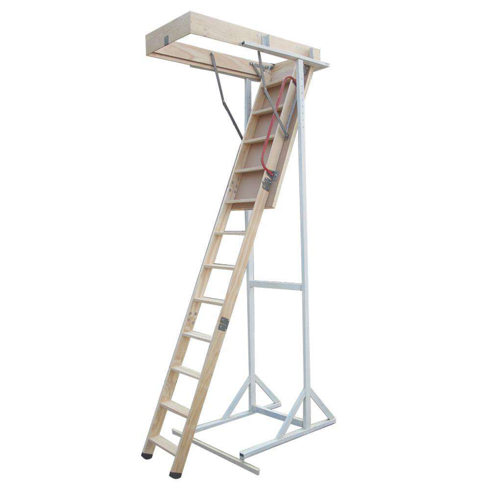 Attic Loft Ladder - 2200mm to 2700mm - Desirable Home Living