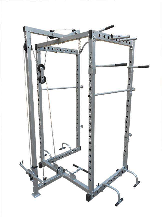 Home Gym Power Rack Cage - Desirable Home Living