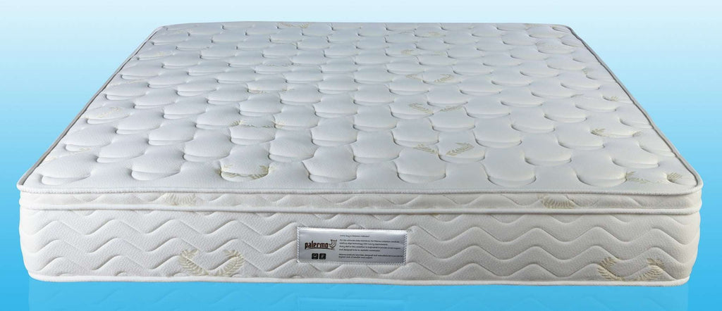 Palermo Pillow top Pocket Spring Mattress King size - Desirable Home Living