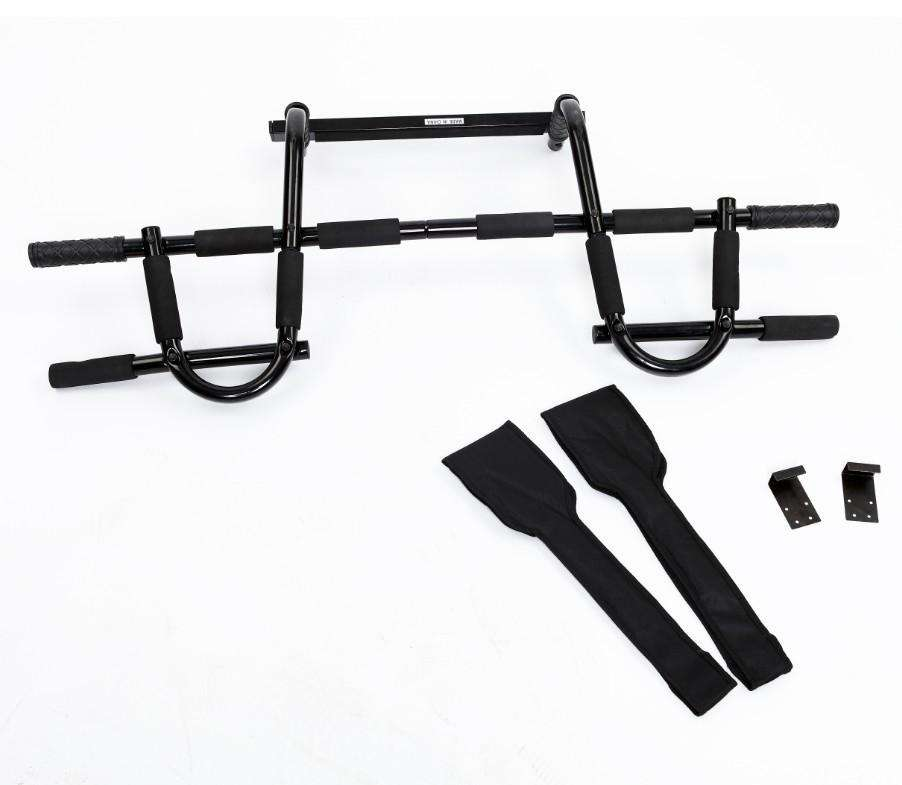 Professional Doorway Chin Pull Up Gym Excercise Bar - Desirable Home Living