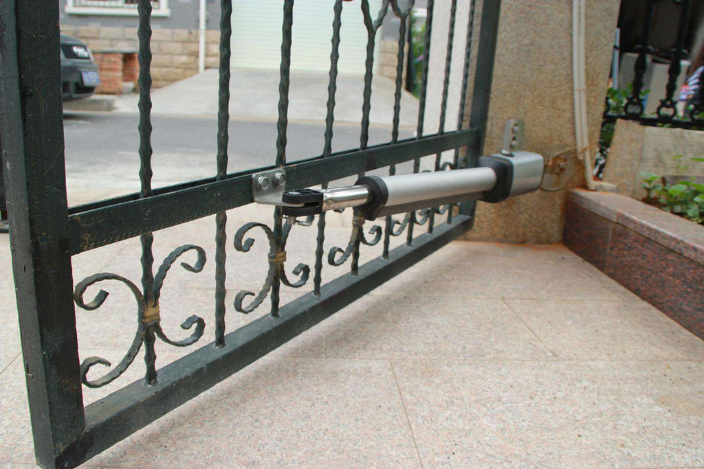 350KG Single Swing Auto Motor Gate Opener with Solar