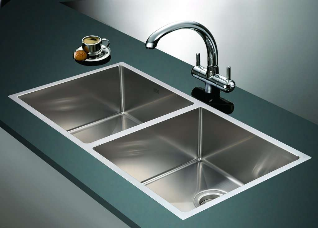 Stainless Steel Sink - 865 x 440mm - Desirable Home Living