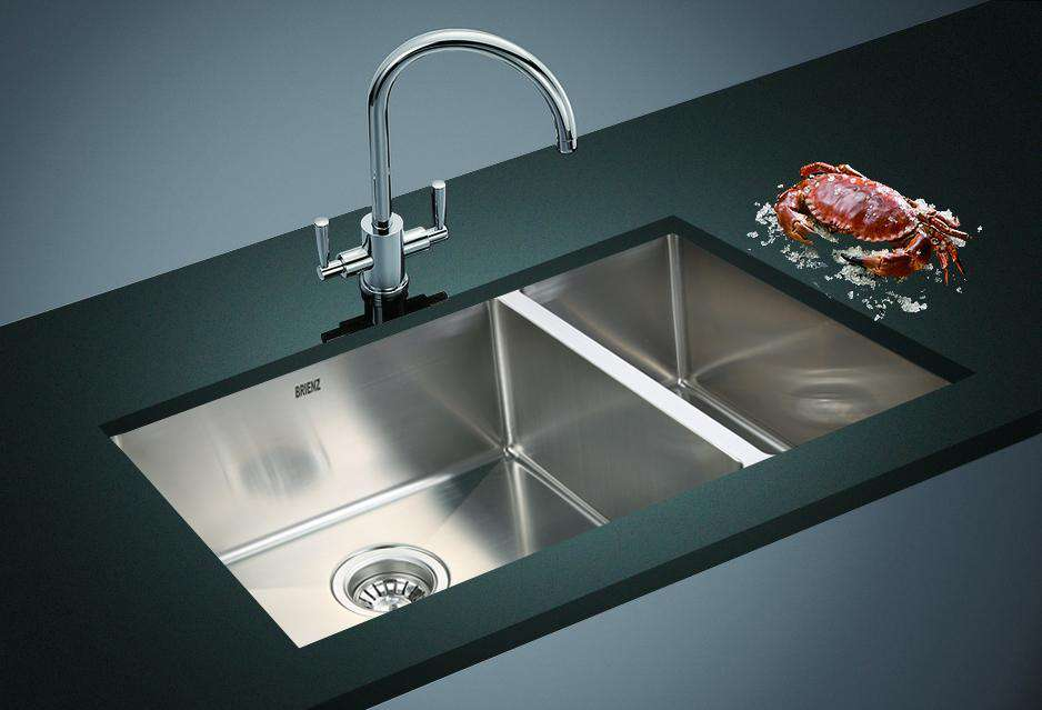 Stainless Steel Sink - 715x440mm - Desirable Home Living