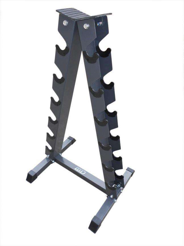 Steel Vertical Dumbbell Rack Weight Stand - Desirable Home Living
