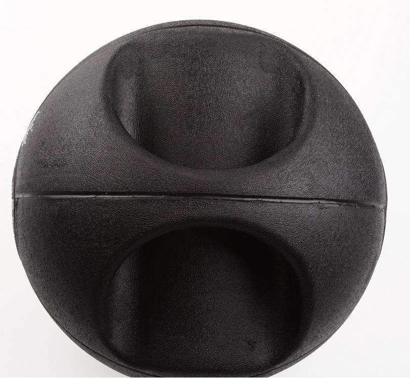 10kg Double-Handled Rubber Medicine Core Ball - Desirable Home Living