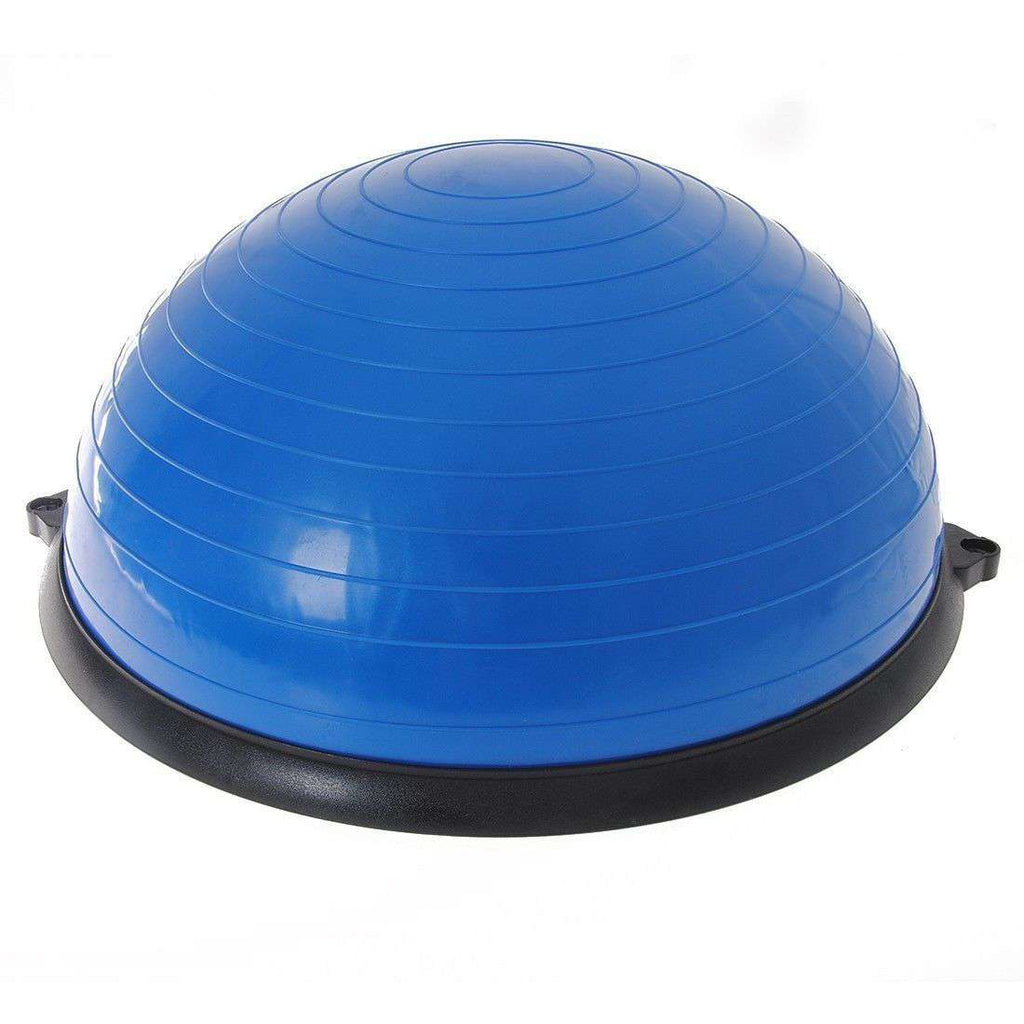 Gym Balance Core Ball with Resistance Strap - Desirable Home Living