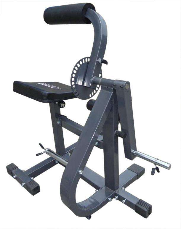 Ab Back Crunch Abdominal Machine - Desirable Home Living