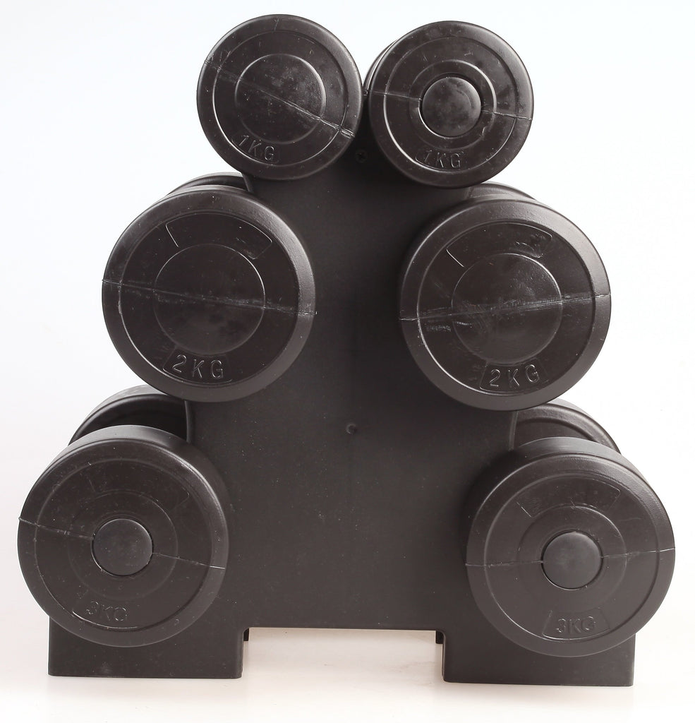 Dumbbell Weight Set - 12KG