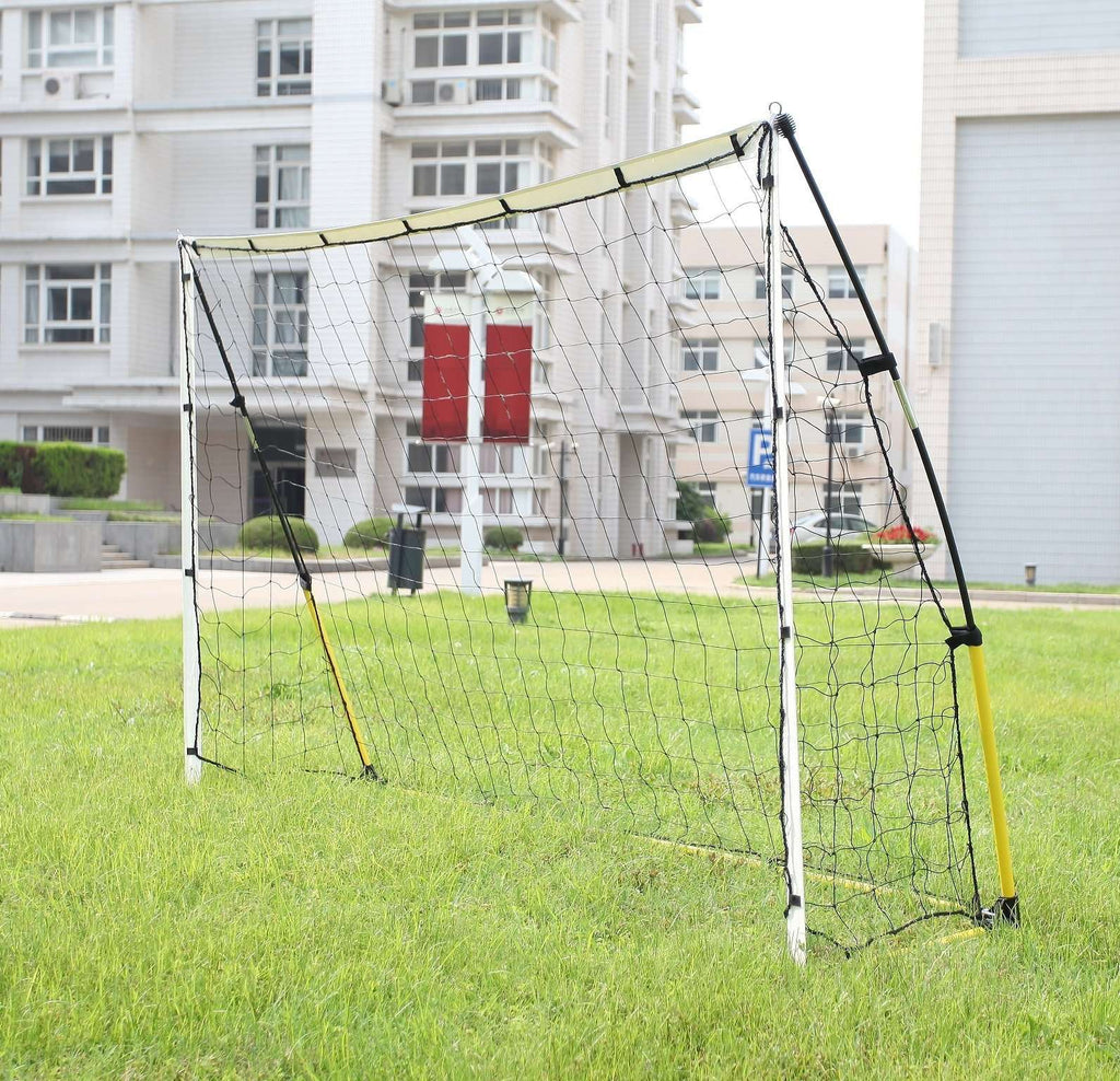 Portable Soccer Goal 8' x 5' - Desirable Home Living