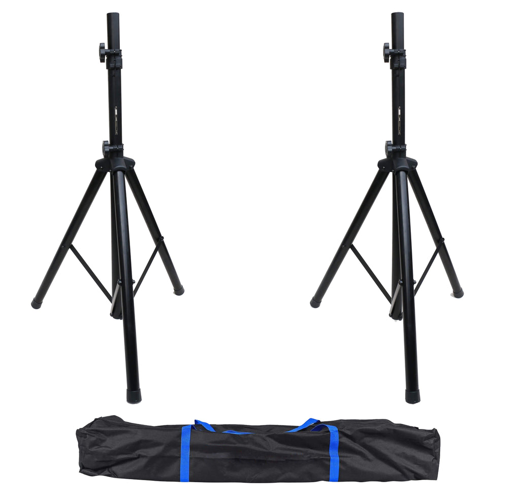 Tripod DJ PA Speaker Stand Set with Carry Bag