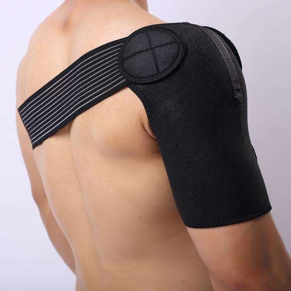 Adjustable Shoulder Support Brace Strap Compression Bandage Wrap