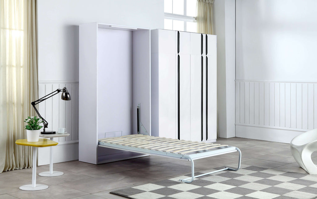 Palermo Single Size Wall Bed - Desirable Home Living