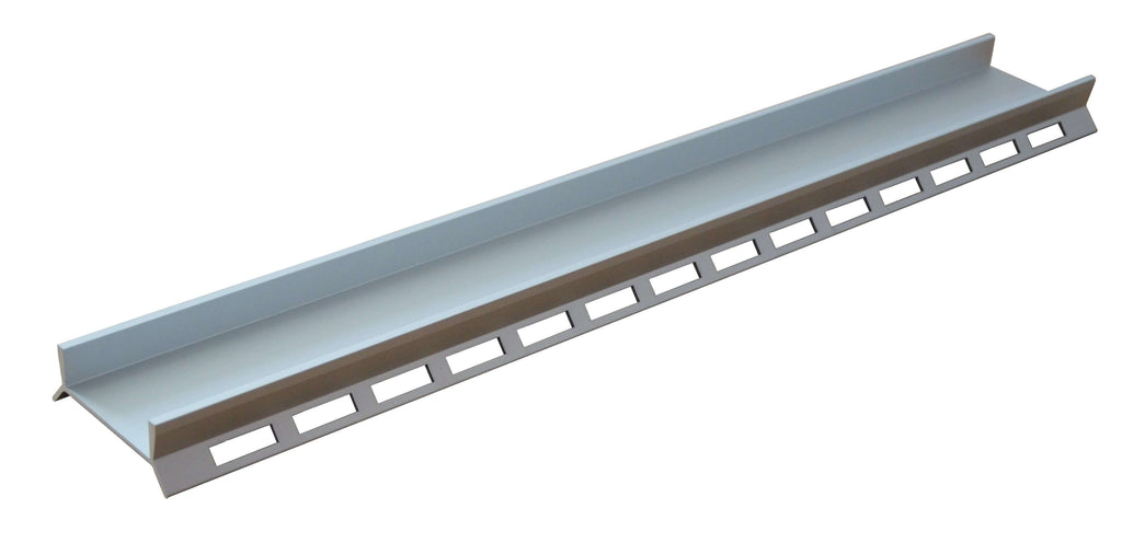 1200mm Aluminium Rust Proof Tile Insert Strip Shower Grate Drain Indoor Outdoor - Desirable Home Living