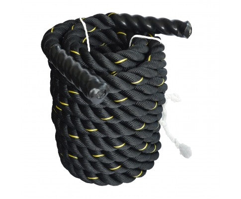 Battle Rope Dia 3.8cm x 9M length Poly