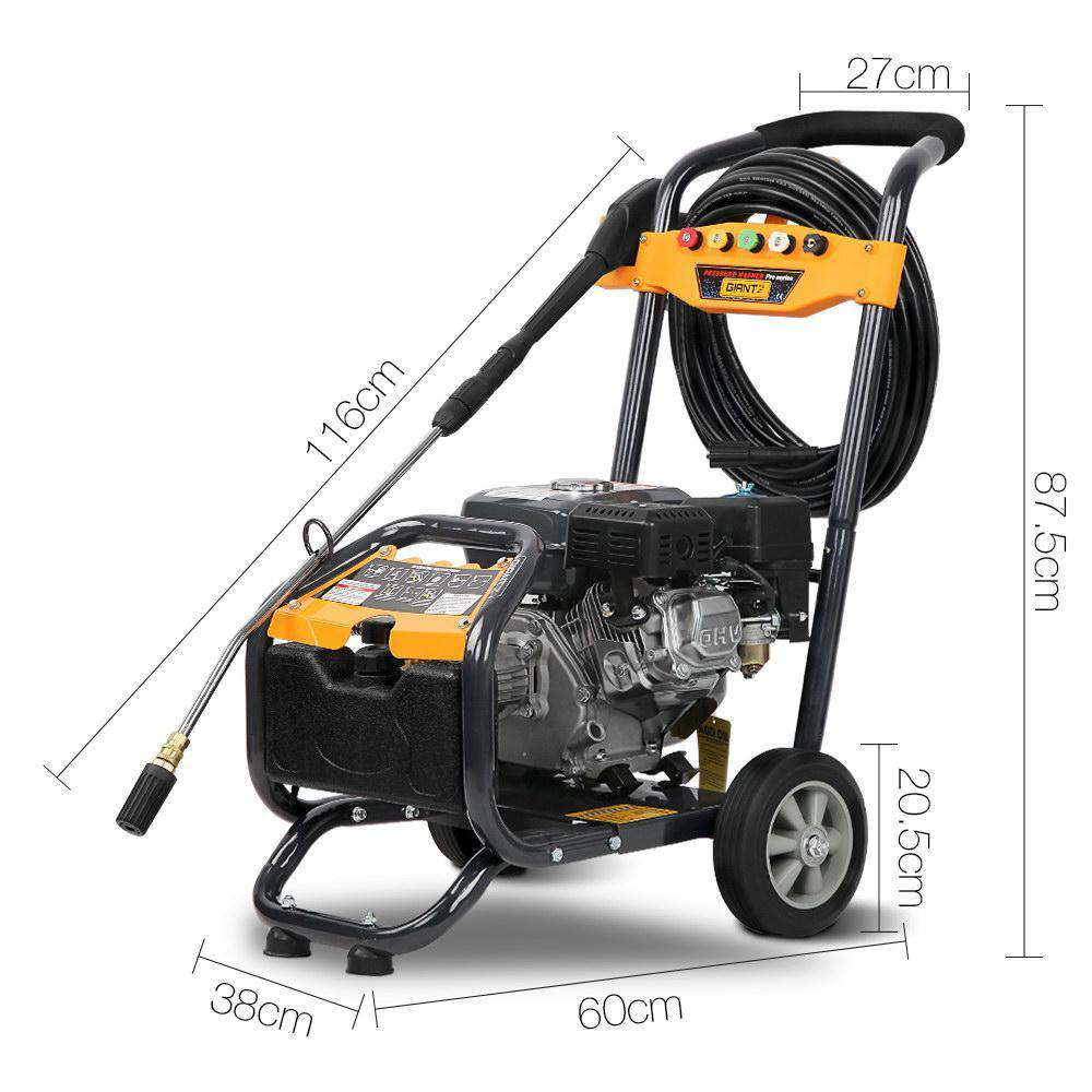 High Pressure Washer - Desirable Home Living
