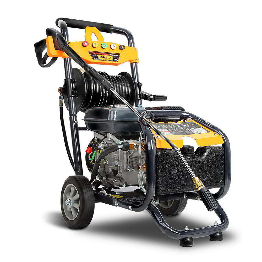 3 Lances High Pressure Washer