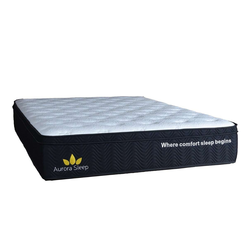 Aspen Pocketspring Foam King Single Mattress With Pillowtop