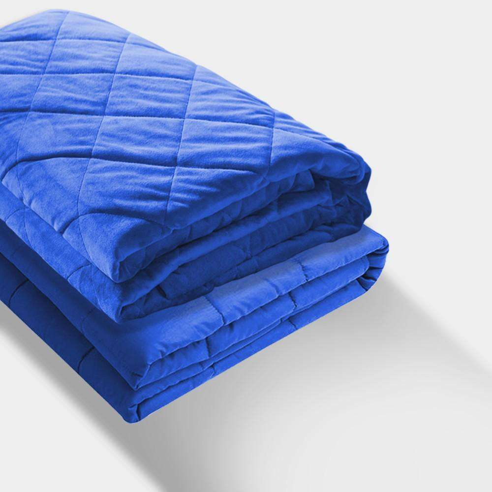 Kids Weighted Blanket - Blue