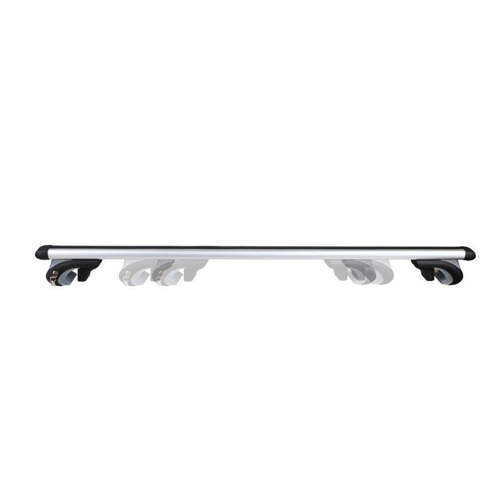 Universal Roof Racks Cross Bars 112cm Lockable - Desirable Home Living