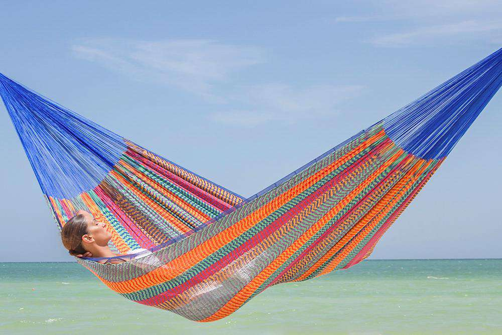Cotton Hammock in Mexicana