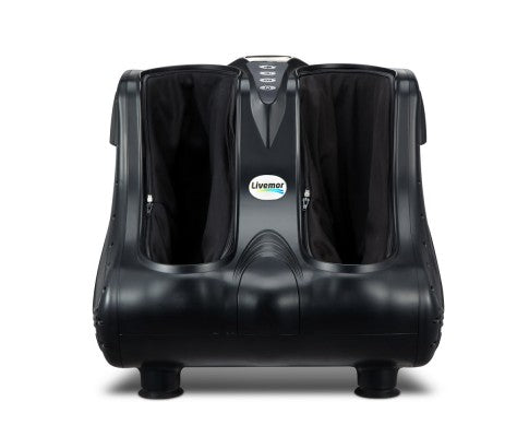 Livemor Calf & Foot Massager - Black