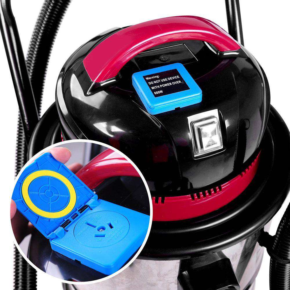 Industrial Commercial Bagless Dry Wet Vacuum Cleaner 60L - Desirable Home Living