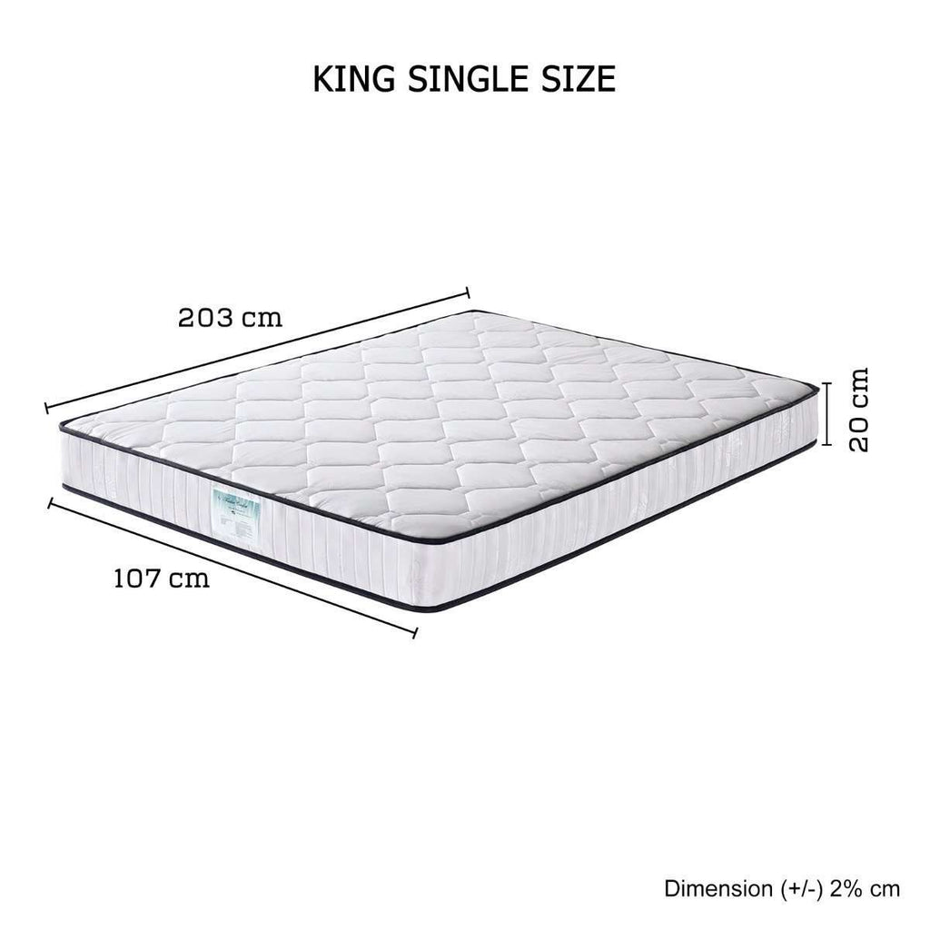 Sleep System II  Kingsingle - Desirable Home Living