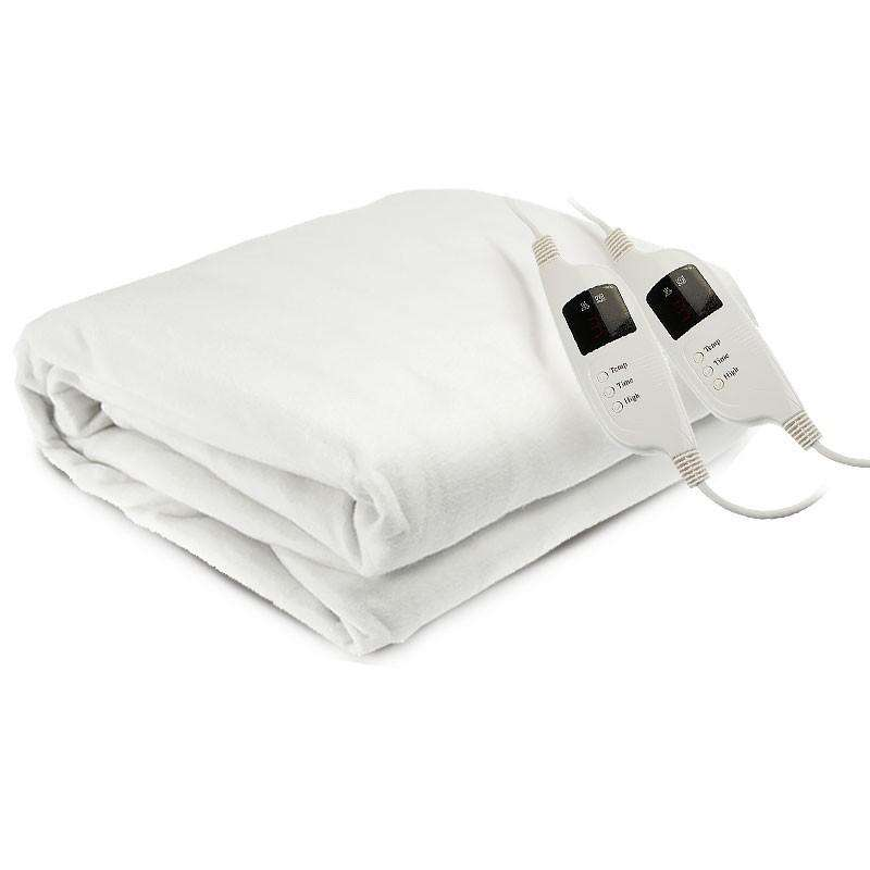 Electric Blanket Polyester - QUEEN