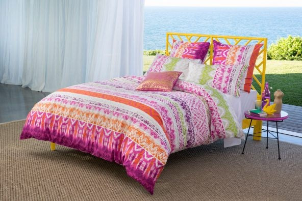 Lima Queen Quilt Cover Set by KS Studio