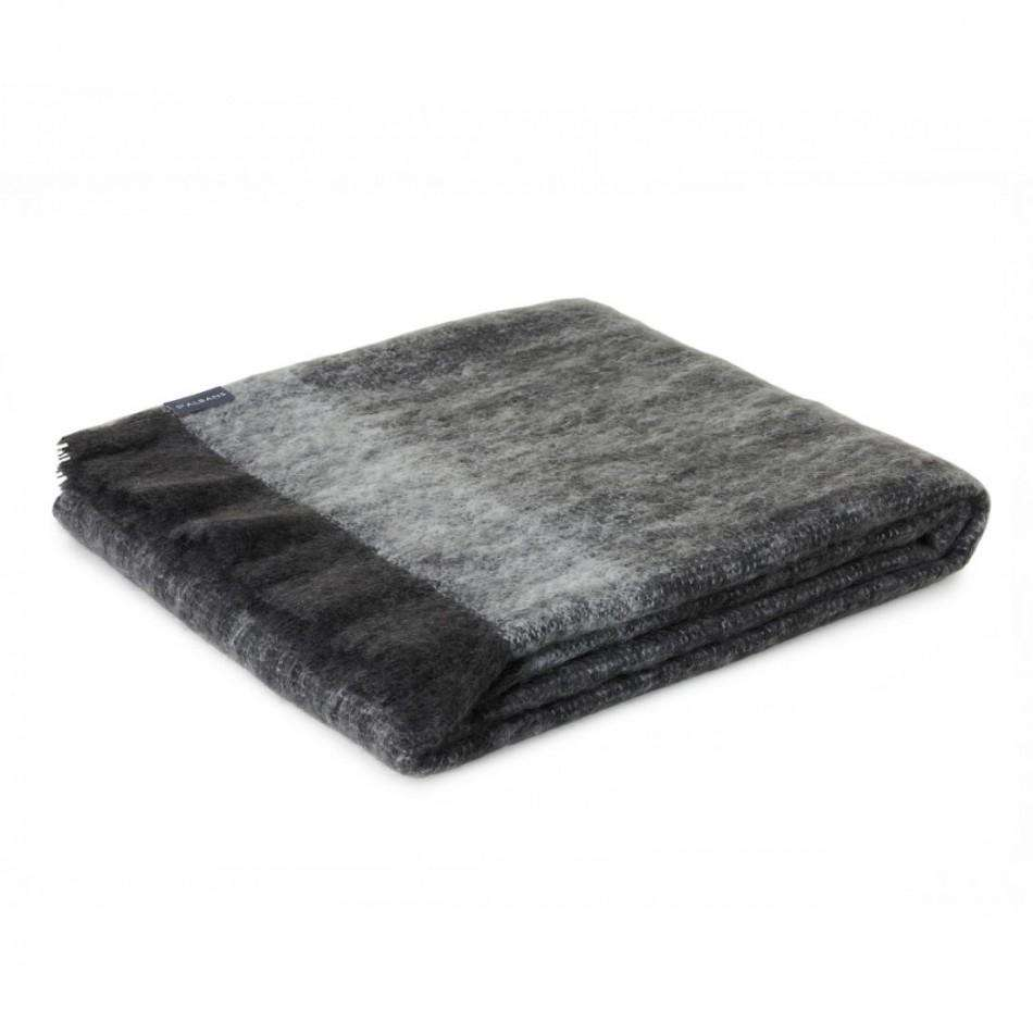 Maggie Mohair Throw Rug by St Albans